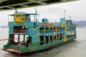 Ferry naar Georgetown