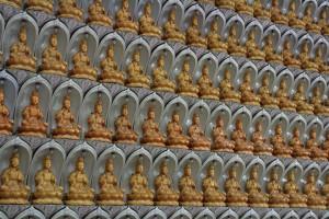 Enkele buddha beeldjes